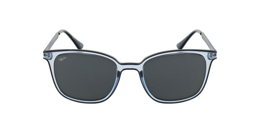 Gafas de sol SALURI azul - vista de frente