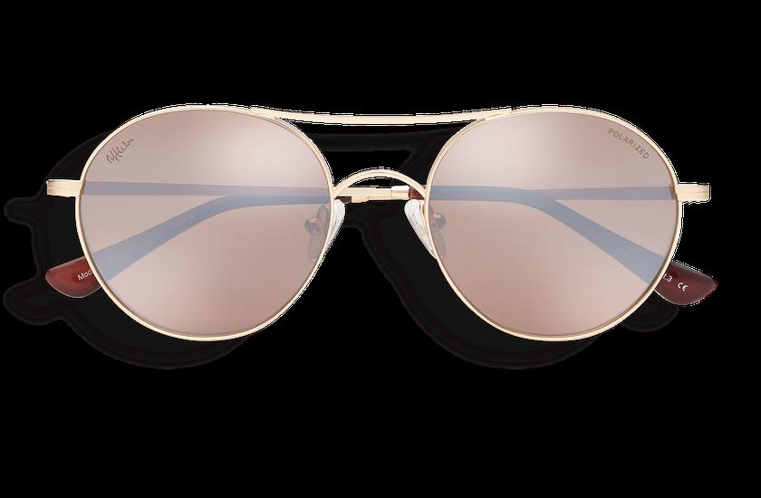 Gafas de sol EMON POLARIZED rosa - danio.store.product.image_view_face