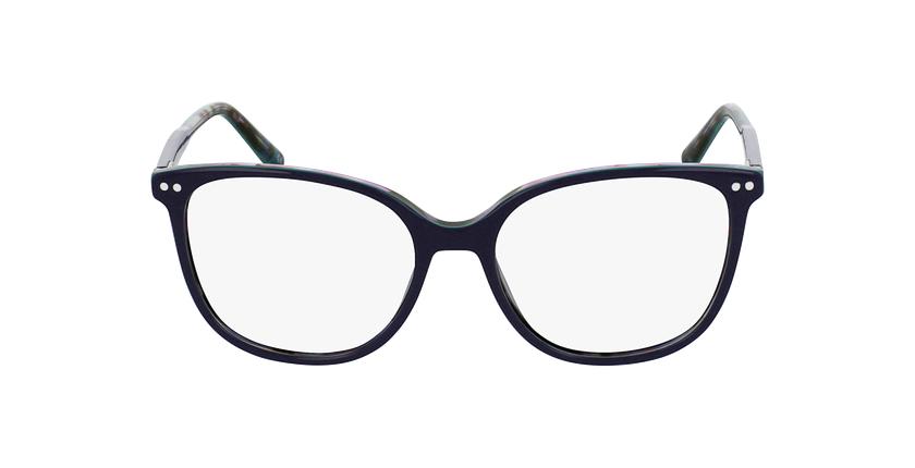 Gafas graduadas mujer MOZART morado - vista de frente