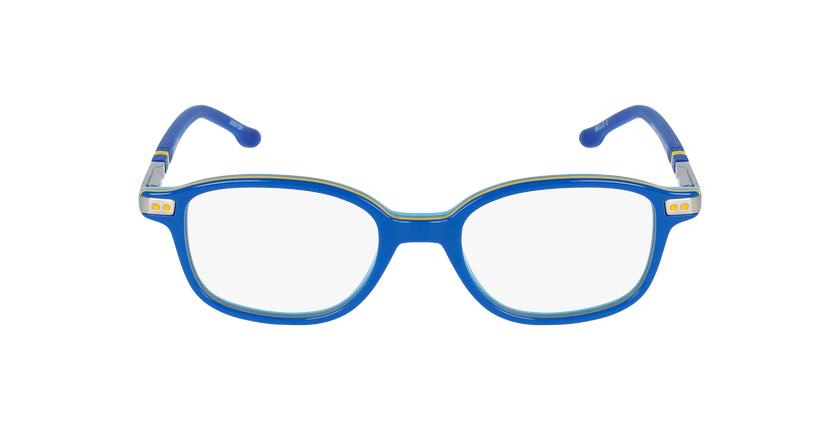 Gafas graduadas niños BELLO2 azul - vista de frente