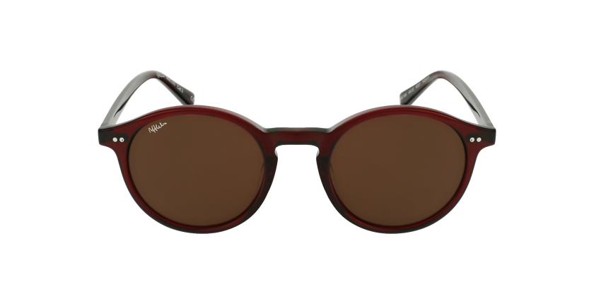 Gafas de sol LOIS rojo/rojo - vista de frente
