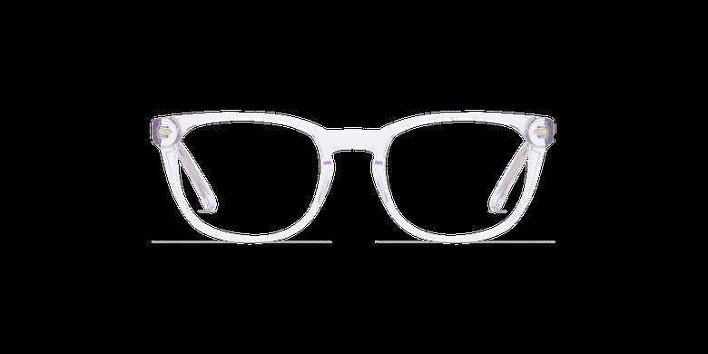 Gafas graduadas hombre LUCAS blanco