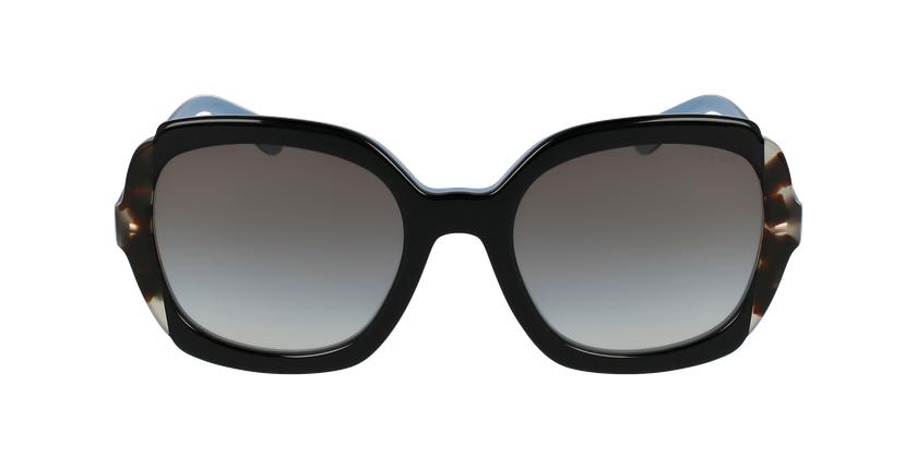 Gafas de sol mujer 0PR 16US azul/marrón - vista de frente
