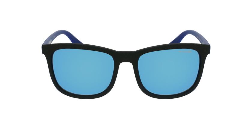 Gafas de sol hombre CHENGA negro - vista de frente