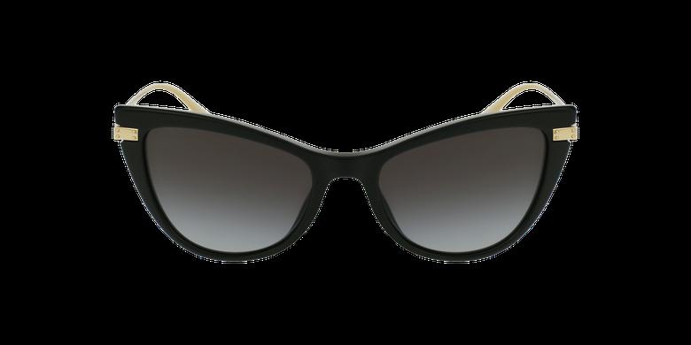 Gafas de sol mujer 0DG4381 negrovista de frente