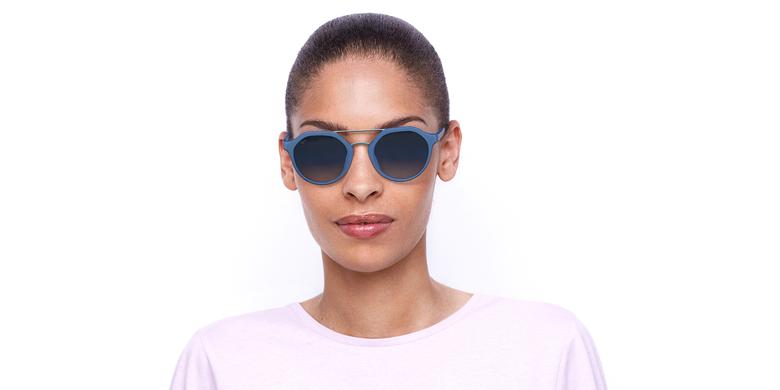 Gafas de sol mujer KYLIE azul
