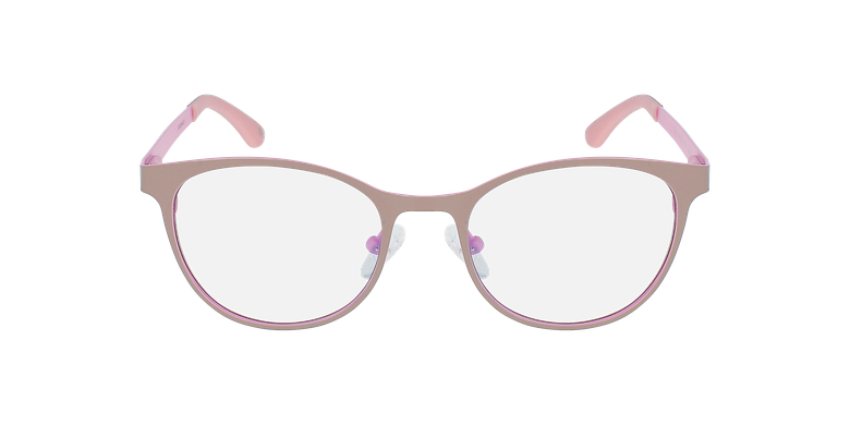 Gafas graduadas mujer MAGIC 45 BLUEBLOCK gris/rosa