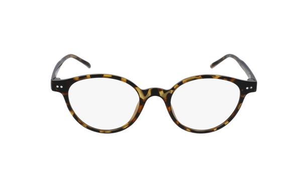 Gafas graduadas mujer MAGIC 49 BLUEBLOCK carey - vista de frente