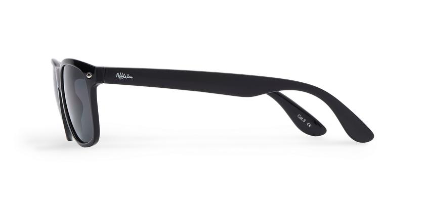 Gafas de sol CARUCEDO negro - vista de lado
