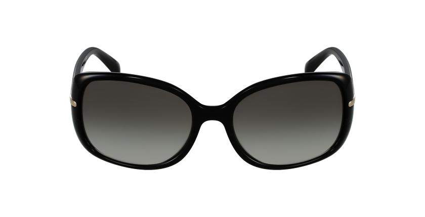 Gafas de sol mujer 0PR 08OS negro - vista de frente