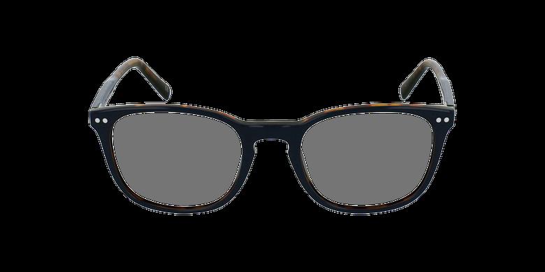 Gafas graduadas VERDI azul/careyvista de frente