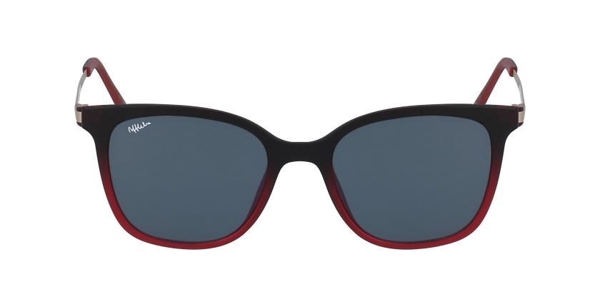 Gafas de sol mujer MAGIC 28 BLUE BLOCK rojo - vista de frente
