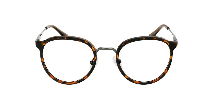 Gafas graduadas INDIANA carey/marrón - vista de frente