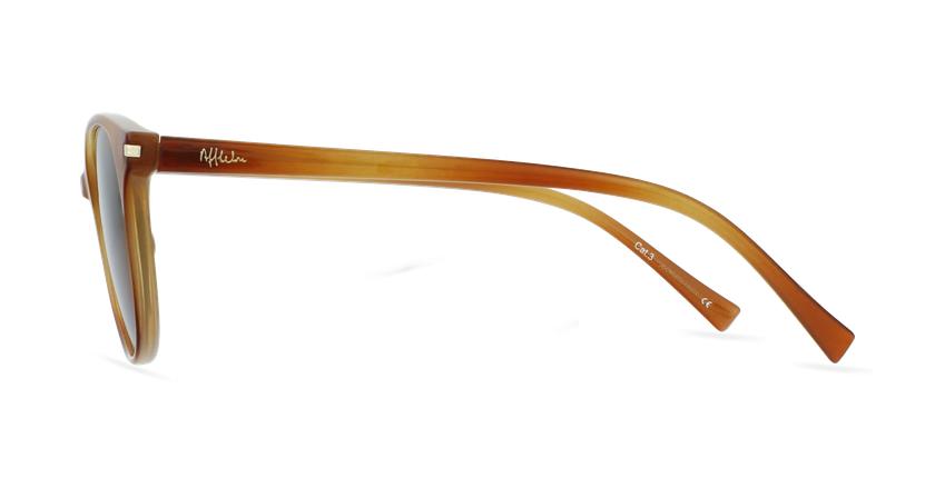 Gafas de sol SEROS carey - vista de lado