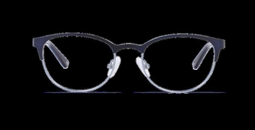 Gafas graduadas mujer ESMERALDA azul - vista de frente