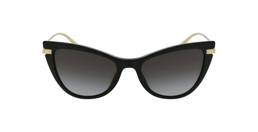 Gafas de sol mujer 0DG4381 negro - vista de frente