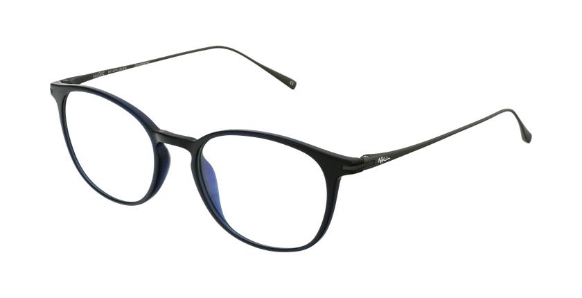 Gafas graduadas MAGIC 66 azul/plateado - vue de 3/4