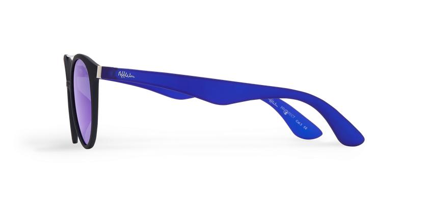Gafas de sol hombre ANDRES POLARIZED azul - vista de lado