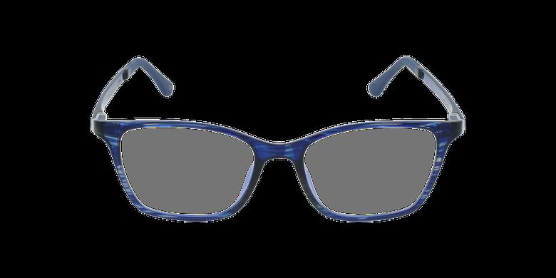 Gafas graduadas mujer MAGIC 60 BLUEBLOCK azul/moradovista de frente