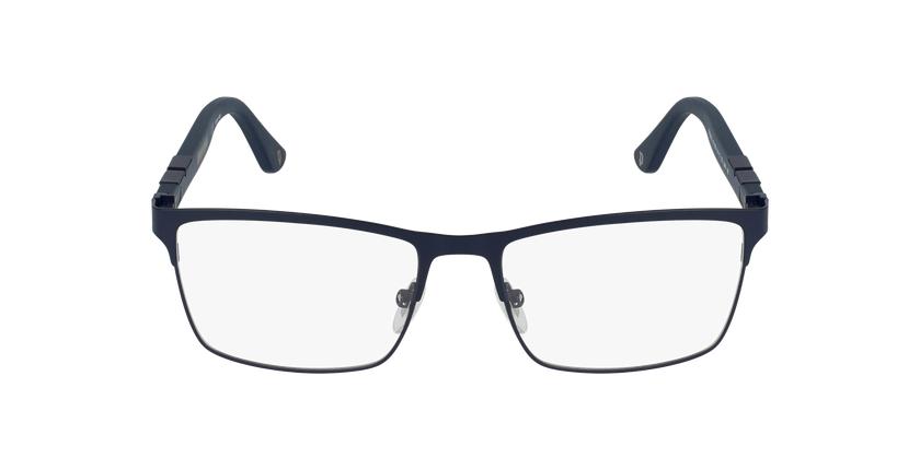 Gafas graduadas hombre VPL885 azul/azul - vista de frente