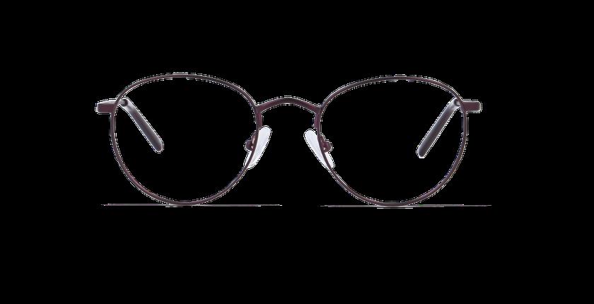 Gafas graduadas hombre JADEN morado - vista de frente