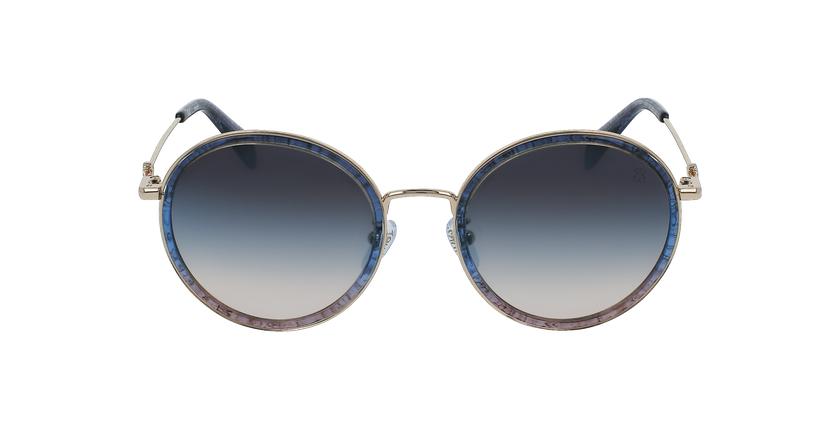 Gafas de sol mujer STO371 dorado/rosa - vista de frente
