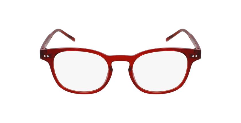 Gafas graduadas niños MAGIC 50 BLUEBLOCK rojo - vista de frente