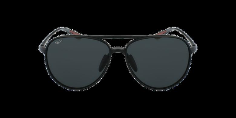 Gafas de sol hombre MARTI negro/rojo