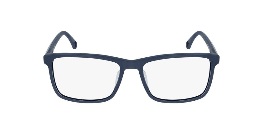 Gafas graduadas hombre VPL959 azul/azul - vista de frente