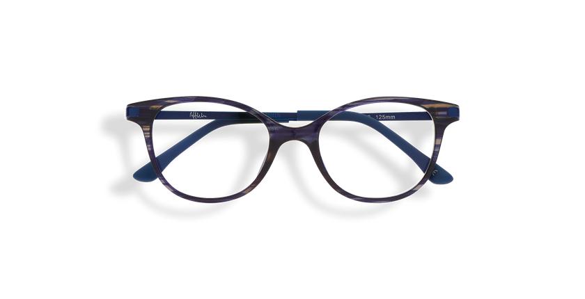 Gafas de sol niños MAGIC 31 BLUE BLOCK azul - vista de frente