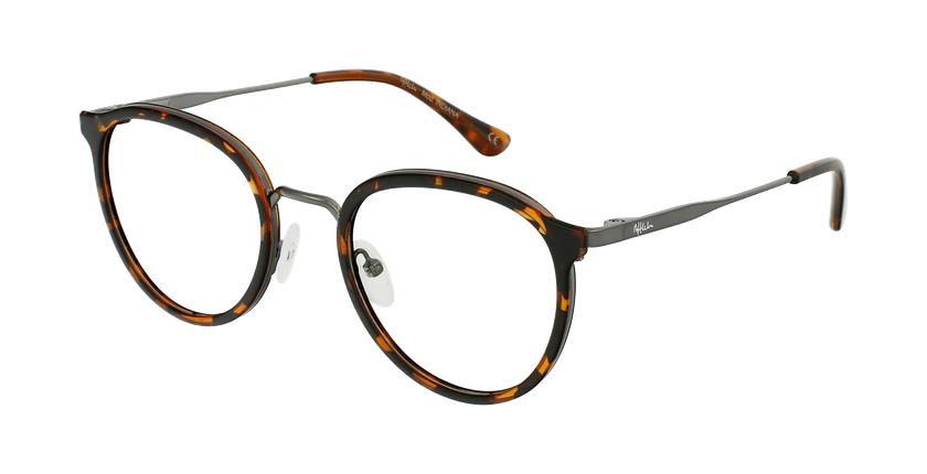 Gafas graduadas INDIANA carey/marrón - vue de 3/4