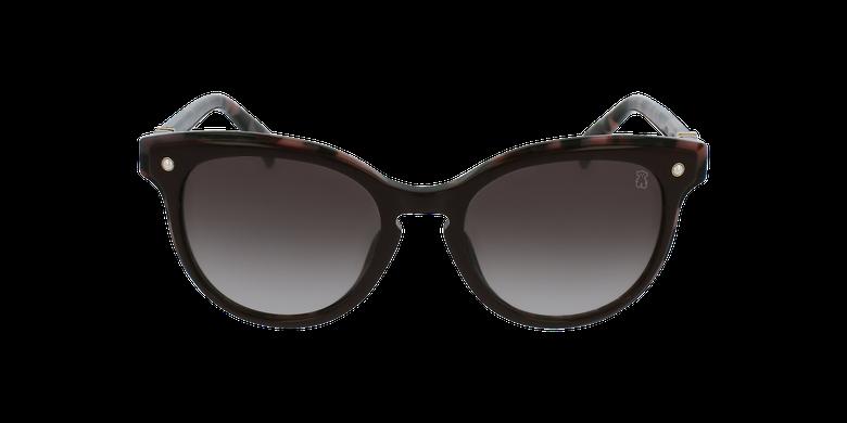 Gafas de sol mujer STOA28S marrón/rojovista de frente