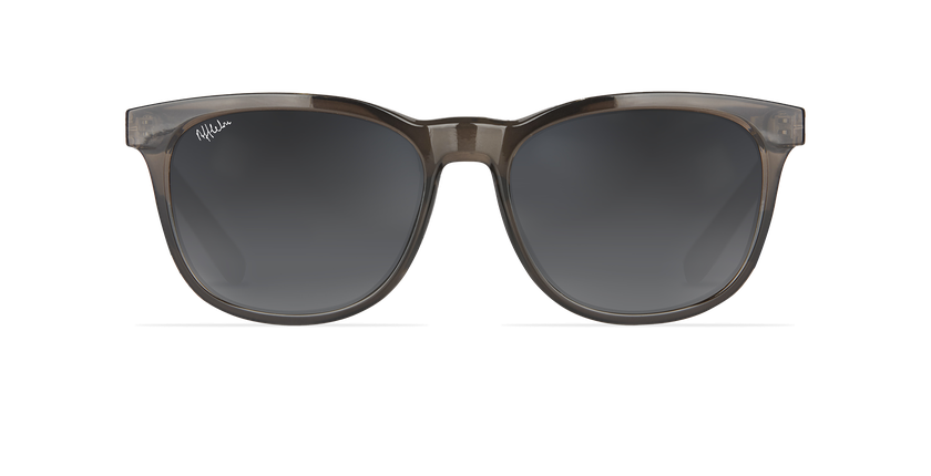 Gafas de sol hombre CAMBARI gris/gris - vista de frente