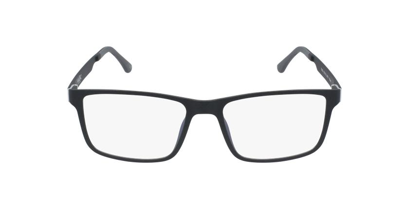 Gafas graduadas hombre MAGIC 59 BLUEBLOCK negro - vista de frente