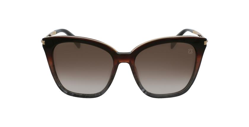 Gafas de sol mujer STOA33 morado - vista de frente