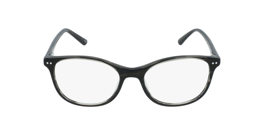 Gafas graduadas niños PAULA negro - vista de frente