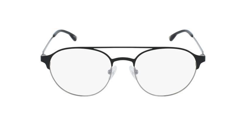 Gafas graduadas hombre MAGIC 52 BLUEBLOCK negro/gris - vista de frente