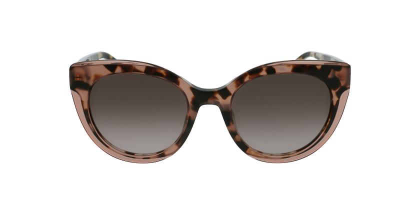 Gafas de sol mujer SHE789 marrón/carey - vista de frente
