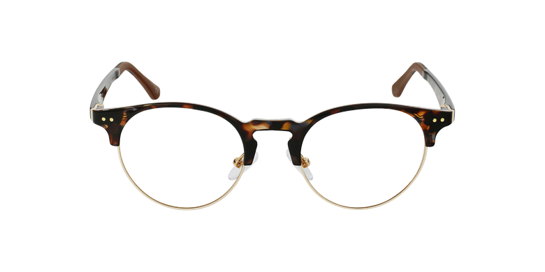 Gafas graduadas TMG93 carey/doradovista de frente