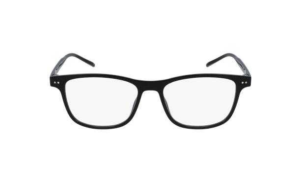 Gafas graduadas hombre MAGIC 46 BLUEBLOCK negro - vista de frente
