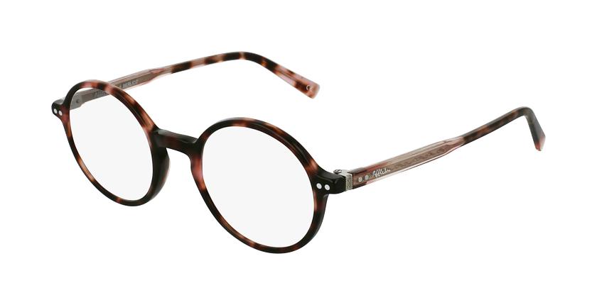 Gafas graduadas BERLIOZ carey/rosa - vue de 3/4