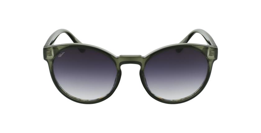 Gafas de sol mujer SEVA verde - vista de frente
