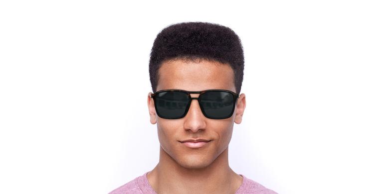 Gafas de sol hombre TAVERIO POLARIZED carey