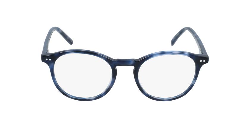 Gafas graduadas niños MAE azul - vista de frente