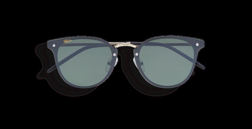 Gafas de sol mujer FRESH2 dorado - vista de frente