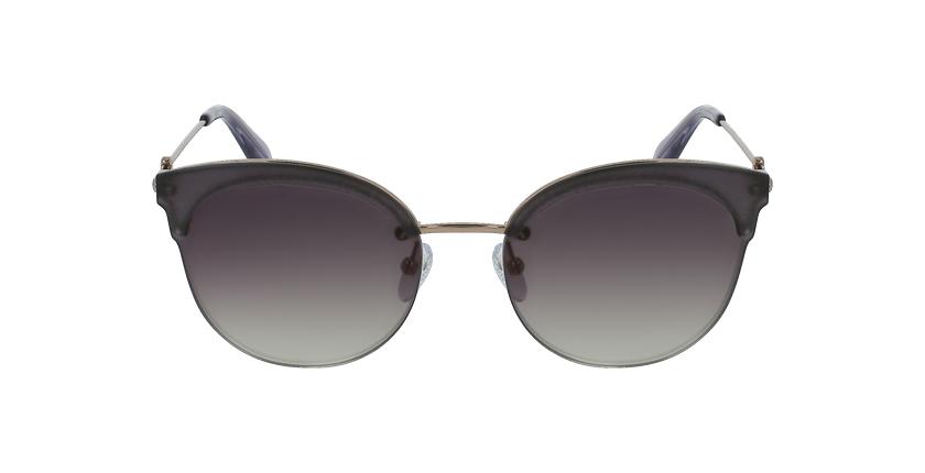 Gafas de sol mujer STO370V rojo/dorado - vista de frente