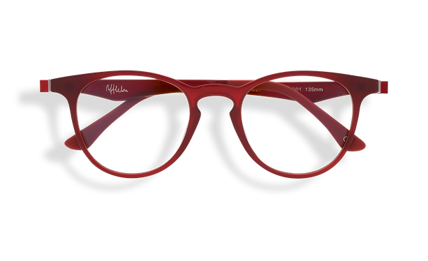 Gafas de sol MAGIC 27 BLUE BLOCK rojo - danio.store.product.image_view_face