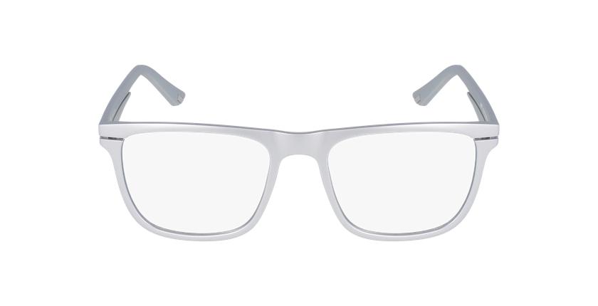 Gafas graduadas hombre VPL485 plateado/plateado - vista de frente