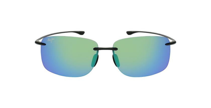 Gafas de sol Hema verde - vista de frente