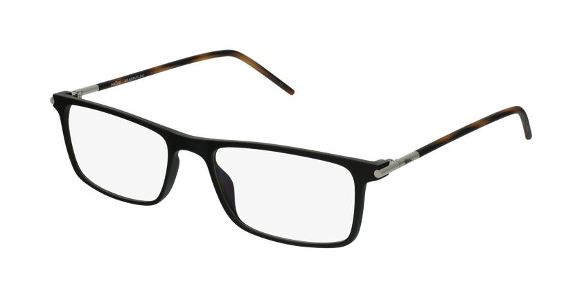 Gafas graduadas hombre MAGIC 72 negro/carey - vue de 3/4